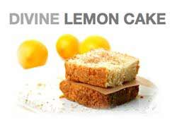 One of the best flavors: Divine Lemon Cake